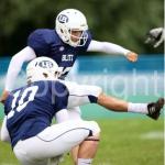 Luke kicking