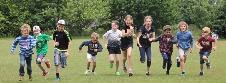sports fun activities for children London